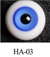 Wholesale 8mm, 10mm, 12mm Blue, Green Synthetic Glass Doll Eyes from china suppliers