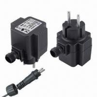 Wholesale Lighting Transformers, 10W Output Power, UL, CUL, GS, CE, BS, SAA and FCC Certifications from china suppliers
