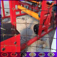 Quality China Fixed Knot Field Fence Weaving Wire Mesh Machine for sale