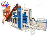 Buy cheap HY-QM4-12 fly ash brick making machine from wholesalers