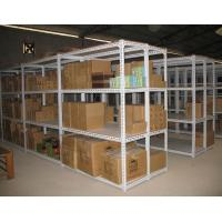 Wholesale manual picking angel metal light duty shelving with small carton box stock from china suppliers