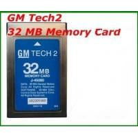 Wholesale 32MB Gm Tech2 Scanner Diagnostic Software Cards For Euro4 / Euro 5 / ISUZU Truck from china suppliers