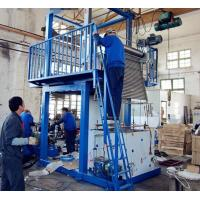 Wholesale Rotate 360 Degrees Extrusion Blown Film Machine , Multi Layer Pvc Film Machine from china suppliers