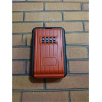 Wholesale 4 Pin Coded Outdoor Key Safe Box padlock Wall Mounted Rust Proof from china suppliers
