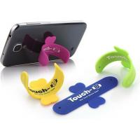 Wholesale silicone mobilephone Slap stand, silicone phone slap holder from china suppliers