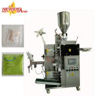 Wholesale SS304 Automatic Filter Paper Tea Bag Packing Machine With PLC Control from china suppliers