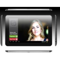 Quality Waterproof Handheld 4G Lte Tablets , 10.1 inch Black Android Tablet for sale