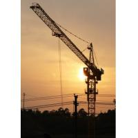 Wholesale Safety Heavy Lift Construction Tower Cranes For Building Construction Projects from china suppliers