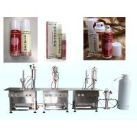 Wholesale Auto Budesonide Nasal Spray Filling Capping Machine , Small Dose Filling Machine from china suppliers