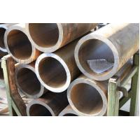 Wholesale Varnish Hydraulic Cylinder ASTM A519 Pipe , Cold Drawn Precision Steel Tubes from china suppliers