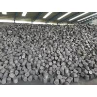 China Ash 12.5% Cylinder Formed Foundry Coke High Colorific Value 120 X130mm on sale
