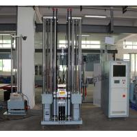 Wholesale Free Drop Type Mechanical Shock Test Machine with Load 35kg , 300 x 300 mm Table from china suppliers