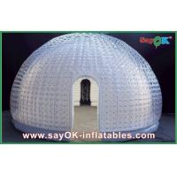 Wholesale 8 Person Vinyl Inflatable Air Tent Dome Inflatable Bubble Tent For Entertainment from china suppliers