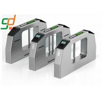 Buy cheap IR Sensor Swing Barrier Gate RFID Access Control Turnstile System from wholesalers