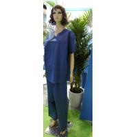 Quality Medical Non Woven Sterile Surgical Gowns , Disposable Surgeon Gown for sale