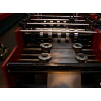 Wholesale 1.2mm - 3mm Blue C Purlin Roll Forming Machine With 17 Forming Roller from china suppliers
