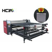 Wholesale Calandra Roller Sublimation Machine / 1.8m Wide Roll To Roll Heat Press Machine from china suppliers
