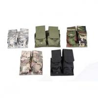 Wholesale 600D + Nylon Oxford Outdoor Gun Protector Cover Two Pouches Military Tactical Bags from china suppliers