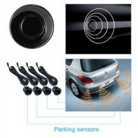 Buy cheap Wireless rearview mirror parking sensors car 4 sensors parking assist system back up sensor distant and alert from wholesalers
