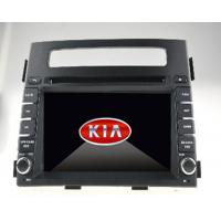 Quality Bluetooth Automobile DVD Players for KIA Soul with GPS Ipod DVR for sale