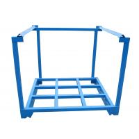 Wholesale Storage Pallet Racking Powder Coated Stacking Racks Tire Display And Storage Rack from china suppliers