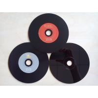 Wholesale OEM Professional 650MB, 700MB Black Vinyl PC VCD 52X CD Replication Services from china suppliers