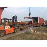 P265GH 16MO3 Hot Rolled Electric Resistance Welded Steel Pipe Submerged Arc for sale
