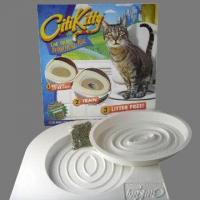 Wholesale Cat Toilet Training Kit, Available for All Ages of Cats, Workable with All Kinds of Toilets from china suppliers