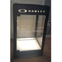 Wholesale 3-Layer Light Up Locking Display Cases Sunglasses Display Case For Shop Counter Top from china suppliers
