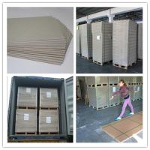 1050g grey board paper gray grey paperboard grey paper board of sheet paper