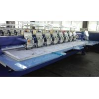 Wholesale Multi Needle Embroidery Machine , Industrial Monogramming Machine For Bed Sheet from china suppliers