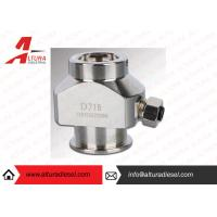 Wholesale Silver Durable Injector Clamp Precise Denso Injector Adaptor D71B from china suppliers