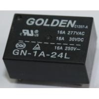 Wholesale Waterproof High Power Signal16 Amp Relay GN T76 HF7520 16A 12V/24V from china suppliers