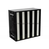 Wholesale Electrostatic Hepa Box Air Filter Air Purifier , High Capacity Air Dust Filter from china suppliers