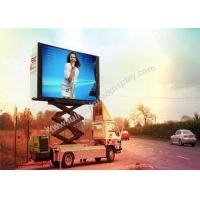 Wholesale P10 / P16 Truck Mobile LED Display Full Color For Entertainment Centers from china suppliers