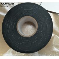 Wholesale Black / Yellow Steel Pipes Coating Materials , Pipe Wrapping Coating Material from china suppliers