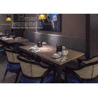 Wholesale Durable Modern Dining Room Furniture , Wooden Restaurant Bar Chairs from china suppliers