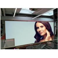 Indoor Full Color Stage LED Screen Rental 1R1G1B Slim Large High Resolution
