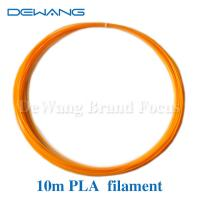 Wholesale Orange Recycled Material PLA 3D Printer Filament 1.75mm or custom from china suppliers