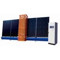 Wholesale Low - E Double Glazing Equipment , CNC Automated Vertical Glass Making Machine from china suppliers