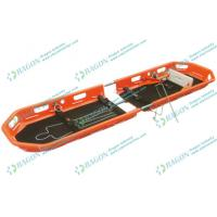 Wholesale Non - toxic and non - polluting mountain rescue stretcher Basket with four safety belts from china suppliers