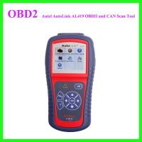 Wholesale Original Autel AutoLink AL419 OBDII and CAN Scan Tool from china suppliers