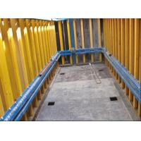 Buy cheap Adjustable Shaft Platform System / Automatic Climbing Formwork For High Rise Building SP System from wholesalers