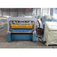 Wholesale New Structure 28-190-950 Metal Roof Tile Making Machine With Emergency Stop Switch from china suppliers