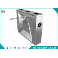 Wholesale Outdoor Automatic Tripod Turnstiles Bi-direction Entrance Security  Gate from china suppliers