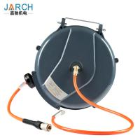 Buy cheap Retractable hose reel auto expansion electrics small air water auto spring cable reel from wholesalers