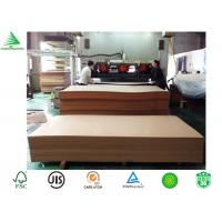 Wholesale Guangzhou high quality wholesale cheap E1 class 4.5MM thin raw plain mdf from china suppliers