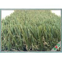 Quality Environmentally Beautiful Natural Artificial Garden Grass With Natural Looking for sale