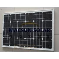 Buy cheap Macsun solar Mono solar panel 290W for solar power station from wholesalers