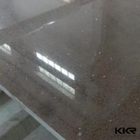 Wholesale Popular Selling Starlight Quartz stone Sparkle Quartz Stone Slab from china suppliers